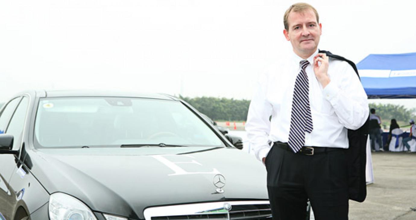 TGĐ MBV - Tiếp tục gìn giữ và phát huy giá trị Mercedes