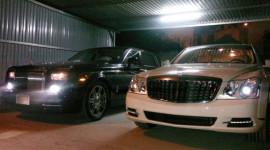 Ninh Bình đón Rolls Royce Phantom Rồng và Maybach 62s trong đêm