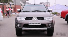 """Pajero Sport 3.0 V6 - Truyền nhân của """"vua sa mạc"""""""