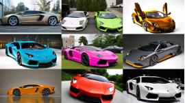 Aventador LP700-4 có những màu nào?