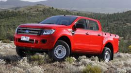 Ford Ranger 2012 - Bán tải cho toàn cầu