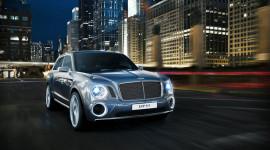 Chiêm ngưỡng SUV siêu sang của Bentley