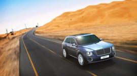 Thiết kế thiếu ăn nhập, Bentley SUV sẽ được điều chỉnh