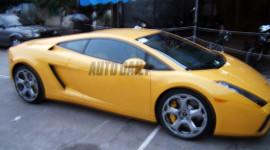 Thêm một Lamborghini Gallardo về Việt Nam