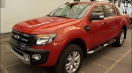 Ford Ranger 2012 đã có mặt tại Việt Nam