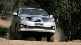Toyota Fortuner V 2WD 2012 - Từ núi, xuống phố
