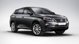 Lộ ảnh chính thức của Lexus RX 2013