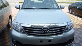 Lộ diện Toyota Fortuner 2012 trước giờ G