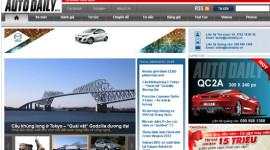 Ra mắt chuyên trang điện tử về ôtô xe máy Autodaily