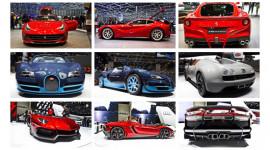 3 siêu xe đình đám nhất Geneva Motor Show 2012