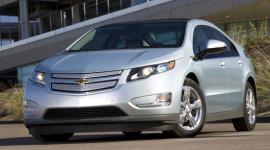 GM tạm ngừng sản xuất Chevy Volt