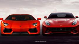 Chọn Ferrari F12berlinetta hay Lamborghini Aventador?
