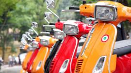 Piaggio VN tặng phí trước bạ khi mua xe Vespa