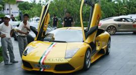 Cường đô la sẽ 'lựa' siêu xe nào... tham gia 'Car & Passion 2012'?