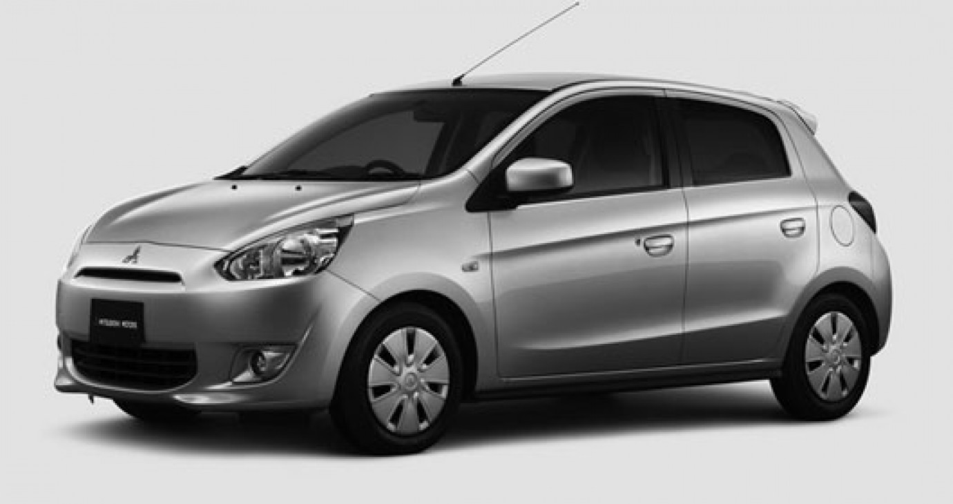 Mitsubishi tung ra đối thủ của Toyota Yaris