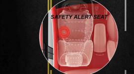 """Cadillac phát minh """"ghế rung"""" cảnh báo nguy hiểm"""