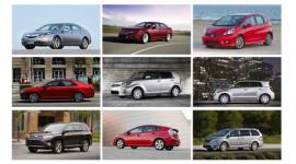 Những mẫu xe bền bỉ nhất năm 2012