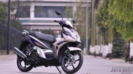 "Yamaha gia tăng ""nội lực"" cho Nouvo mới"