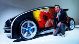 Tokuo Fukuichi: Thiết kế xe giống như chơi bóng đá