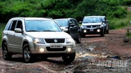 "Thử tài ""off-road"" của Suzuki Grand Vitara"