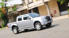 Isuzu Việt Nam ra mắt xe bán tải D-Max mới