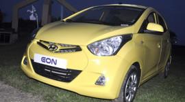 Xe nhỏ Hyundai Eon có giá 345 triệu