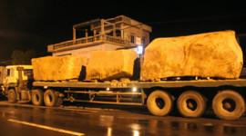 Chất tải trên xe ôtô tải?
