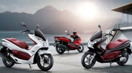 Honda giới thiệu PCX 2013 tiết kiệm nhiên liệu hơn