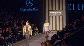 Ngắm xe sang Mercedes-Benz và người đẹp tại Elle Show