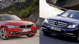 BMW 3-Series vs Mercedes C-Class: Kẻ tám lạng, người nửa cân