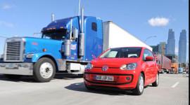 Volkswagen Up! giành giải Xe của năm 2012