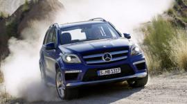 Mercedes-Benz GL-Class 2013 trình làng