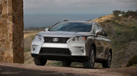 Lexus RX 2013 có giá hấp dẫn