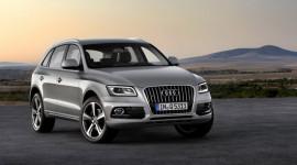 Nét tươi mới trên Audi Q5 2013
