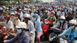 Bao giờ xe máy hết áp đảo giao thông?