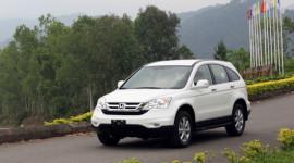 """Honda Việt Nam """"tân trang"""" xe CR-V"""