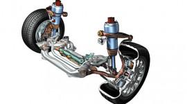 Nguyên lý hoạt động của hệ thống treo khí nén - điện tử
