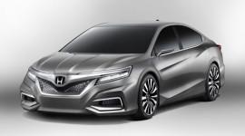 Cặp đôi concept độc đáo của Honda tại triển lãm Bắc Kinh