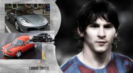 Đếm xe siêu sang của Lionel Messi