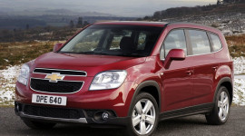 Chevrolet Orlando chở được 12 người to hơn Lý Đức
