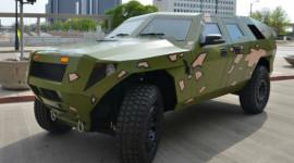 FED Bravo - Xe phát điện của lính Mỹ
