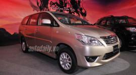 Dự án IMV của Toyota chạm mốc 5 triệu xe