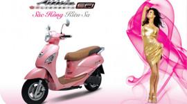 Phụ nữ nên chọn xe máy phanh đĩa hay phanh cơ?