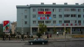 Người dân Bắc Triều Tiên đi xe ôtô gì?