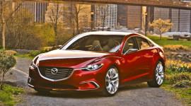 Năm sau, Mazda6 hoàn toàn mới sẽ ra mắt