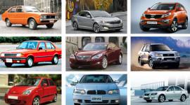 10 thiết kế quan trọng nhất trong lịch sử xe hơi Hàn Quốc