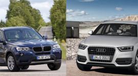 BMW X3 - Audi Q5: Cuộc chiến cân sức?