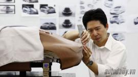 Tìm hiểu về hoạt động thiết kế toàn cầu của Mercedes