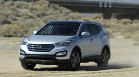 Chính thức công bố Hyundai Santa Fe 2013