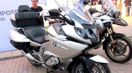 Cận cảnh mô tô hơn 1,3 tỷ đồng ở Hà Nội